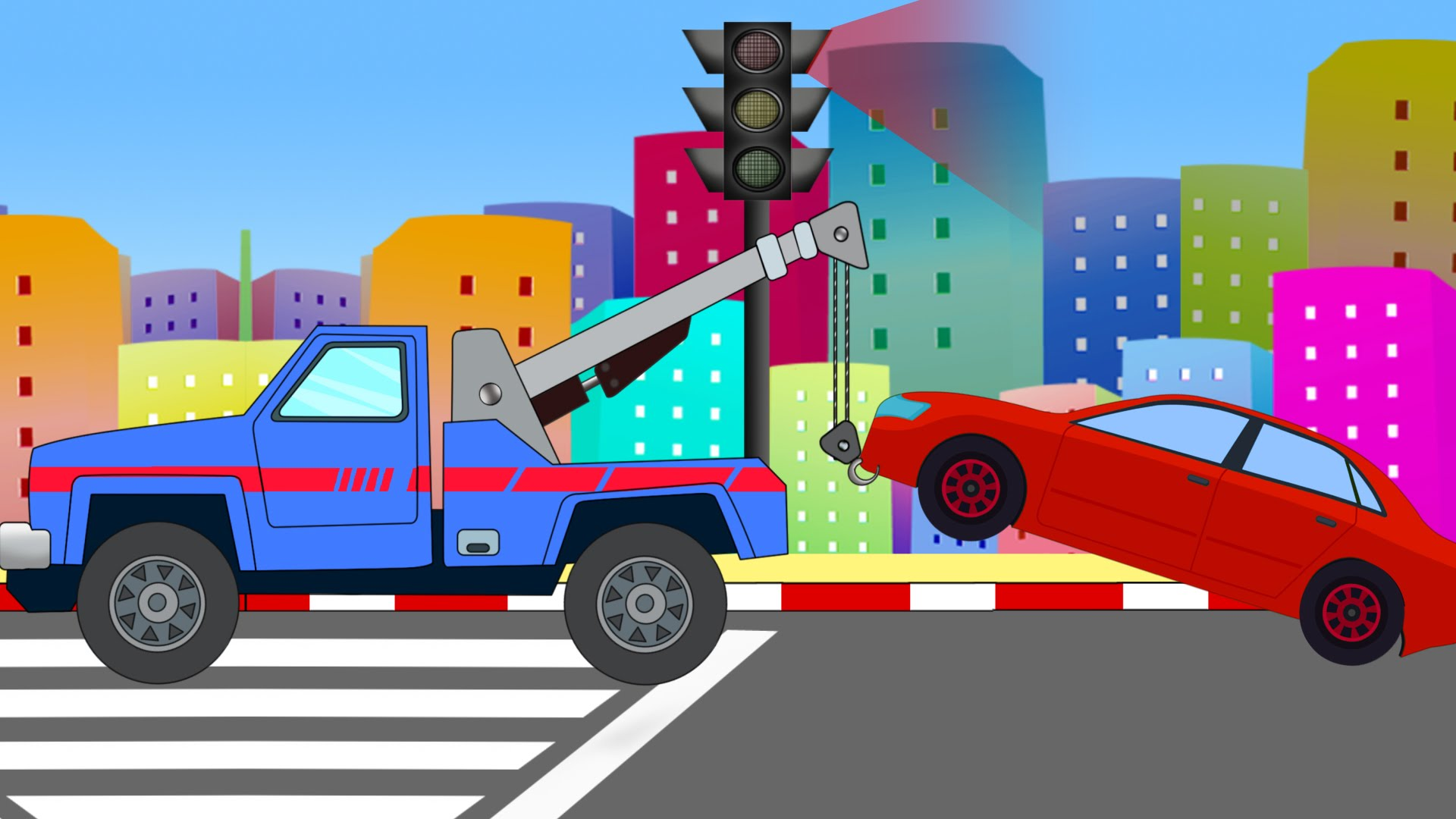 Tow Truck PPC
