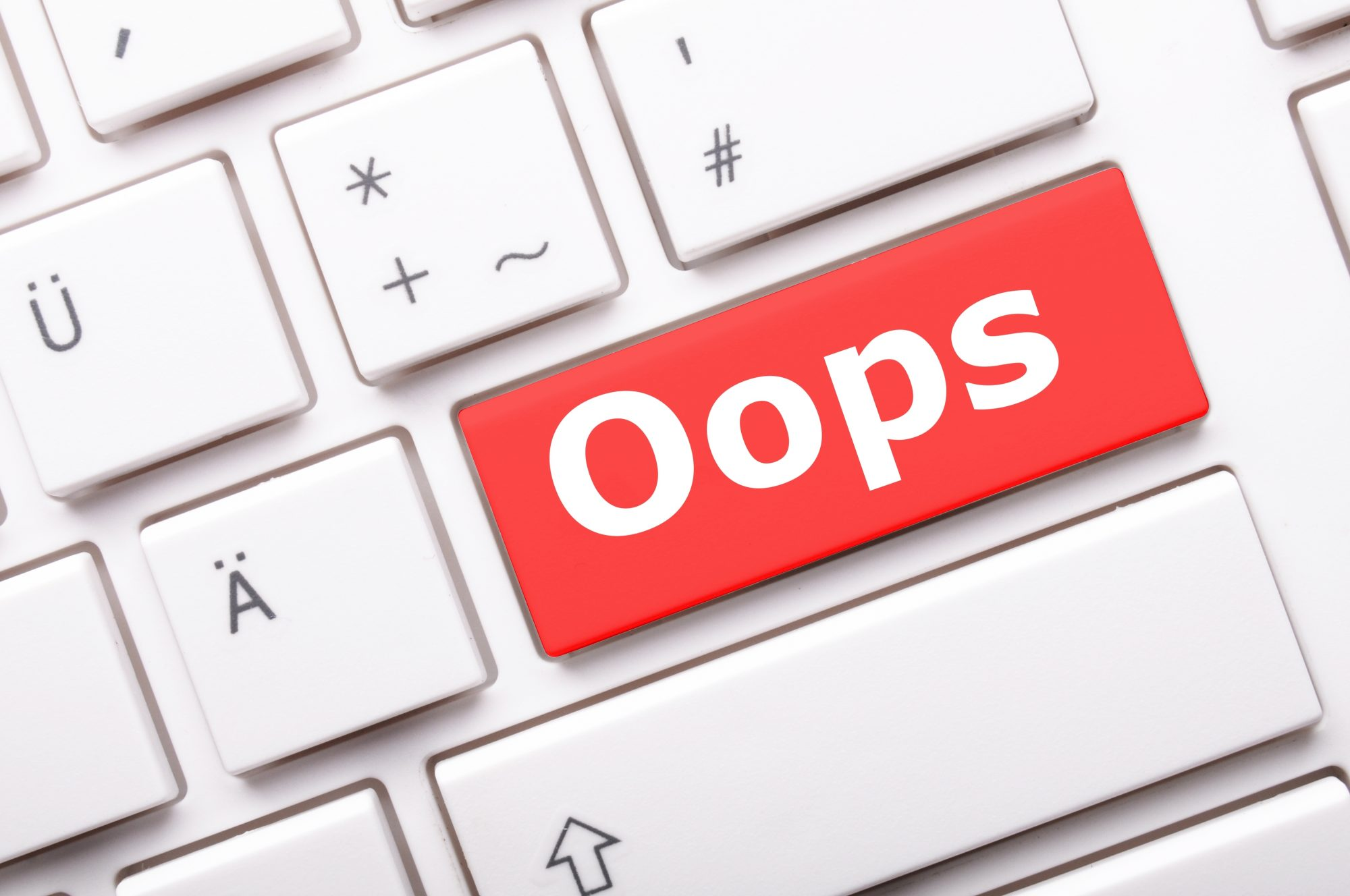 Paid Search Mistakes